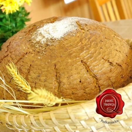Chleb razowy łańcucki na...