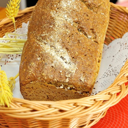 Chleb razowy 100% żytni