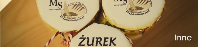 Zakwas Żytni na Żurek, Podpłomyki i Słoninka Wędzona - SklepAnmar.pl