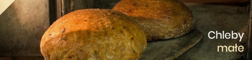 Chleby Małe Żytnie na Zakwasie z Piekarni Tradycyjnej