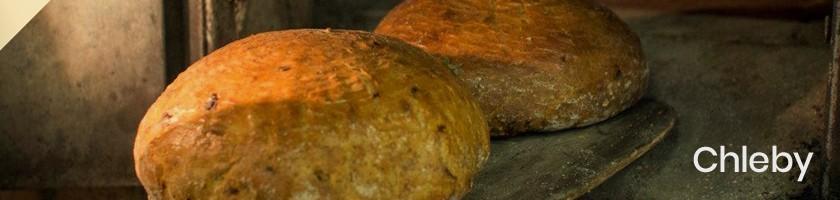 Chleb wiejski bez drożdzy i na zakwasie