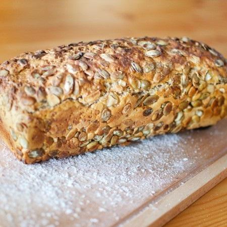 tradycyjny wiejski chleb