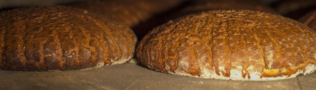 wypiek tradycyjnego chleba na zakwasie